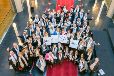 The World Down Syndrome Day in Strasbourg
