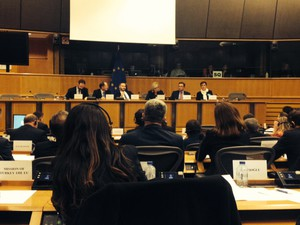 "Inter-parliamentary Seminar: ""The Ombudsmn's role in a modern parliamentary democracy: a regional perspective"